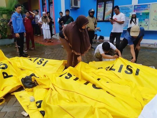 Sóng thần ở Indonesia: Đại sứ quán Việt Nam kịp thời nắm bắt thông tin về người Việt  - ảnh 1