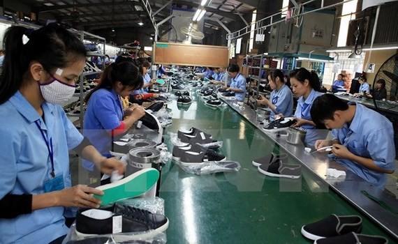 Ngành da giầy đặt mục tiêu đạt kim ngạch xuất khẩu 21,5 tỷ USD - ảnh 1