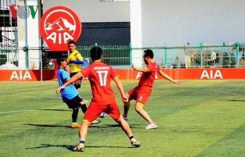 Campuchia tổ chức giải bóng đá hữu nghị chào mừng chiến thắng chế độ diệt chủng Khmer Đỏ - ảnh 1
