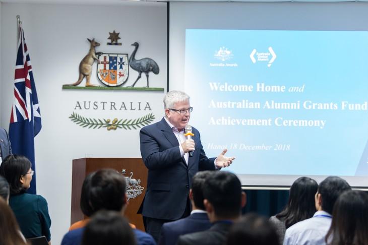 Đại sứ Craig Chittick: Australia luôn đồng hành cùng sự phát triển của Việt Nam - ảnh 1