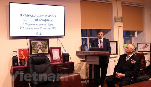 40 năm Cuộc chiến đấu bảo vệ biên giới phía Bắc: Tọa đàm tại Nga đánh giá ý nghĩa lịch sử của cuộc chiến đấu - ảnh 1