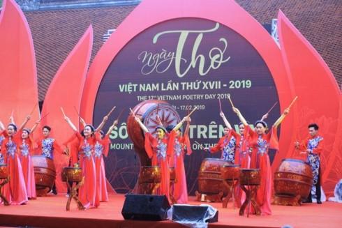 Ngày thơ Việt Nam - tôn vinh những giá trị của thơ ca Việt Nam - ảnh 1