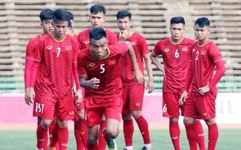 Thắng đậm Timor Leste, U22 Việt Nam giành quyền vào bán kết giải Đông Nam Á - ảnh 1