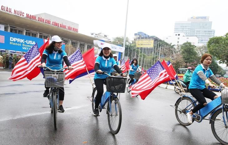 Du lịch Việt Nam chào mừng Hội nghị thượng đỉnh Hoa Kỳ - Triều Tiên - ảnh 1