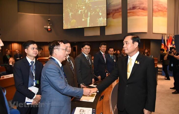 Việt Nam cam kết hợp tác phòng, chống tội phạm xuyên quốc gia - ảnh 1
