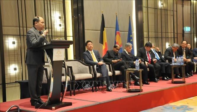 Việt Nam giới thiệu các cơ hội đầu tư ở Bỉ - ảnh 1