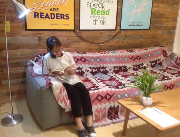 Thư viện sách miễn phí: Cách giải trí và nâng cao dân trí - ảnh 3