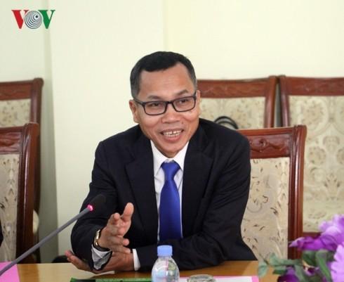 Đại học Việt Nam và Campuchia tăng cường hợp tác đào tạo nguồn nhân lực - ảnh 2