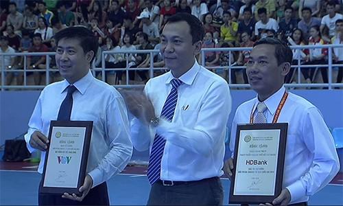 Giải Futsal HDBank vô địch quốc gia 2019 - ảnh 1