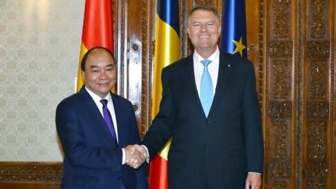 Tuyên bố chung Việt Nam – Romania - ảnh 1