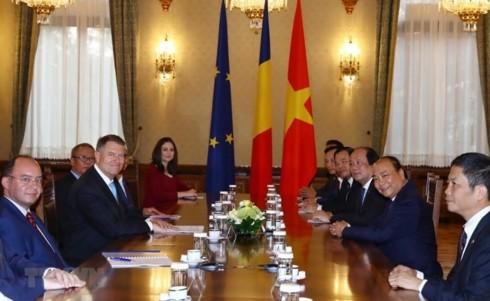 Tuyên bố chung Việt Nam – Romania - ảnh 2