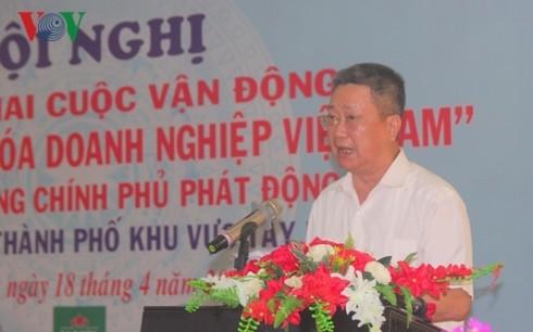Xây dựng văn hóa doanh nghiệp Việt Nam là yếu tố quyết định thành công - ảnh 1