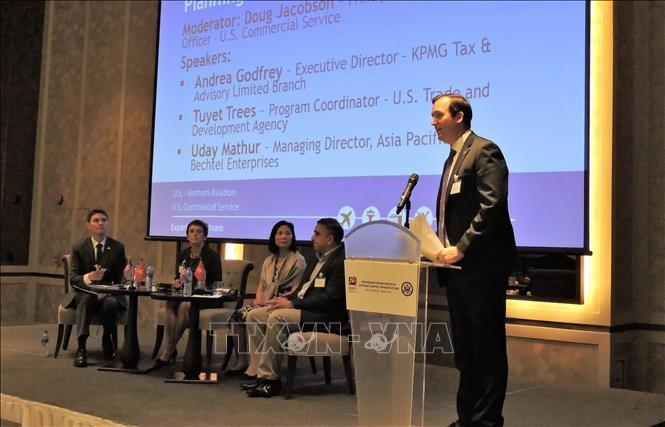 Việt Nam - Hoa Kỳ thúc đẩy hợp tác trong lĩnh vực hàng không - ảnh 1