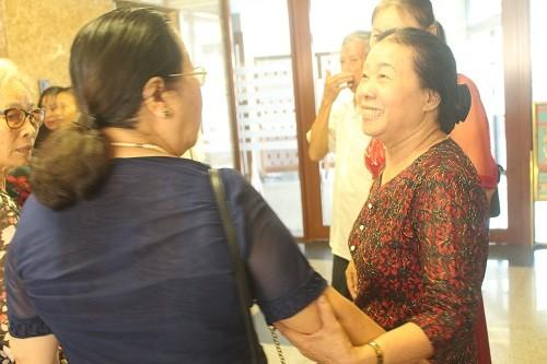 Cựu thanh niên xung phong Việt Nam đóng góp tích cực vào việc mở đường Trường Sơn - ảnh 1