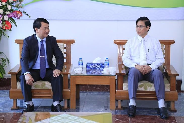 Hội thánh Tin lành Việt Nam (miền Bắc) góp phần củng cố khối đại đoàn kết toàn dân tộc - ảnh 1