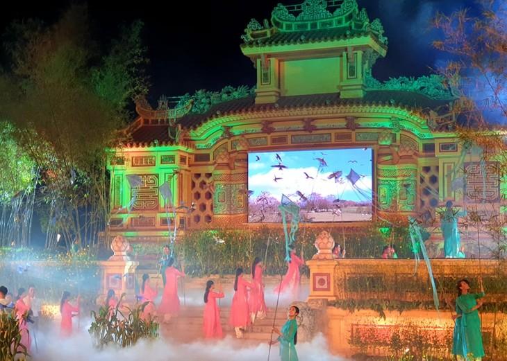 Khai mạc và chương trình nghệ thuật chào Festival Nghề truyền thống Huế năm 2019 - ảnh 1