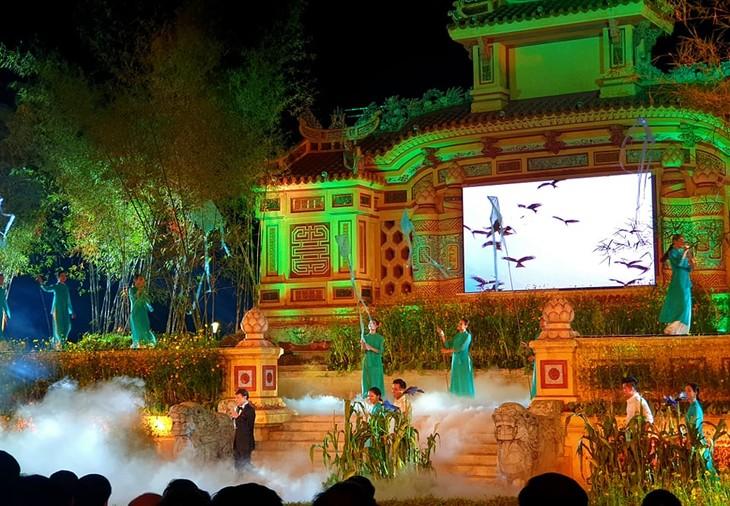 Khai mạc và chương trình nghệ thuật chào Festival Nghề truyền thống Huế năm 2019 - ảnh 2