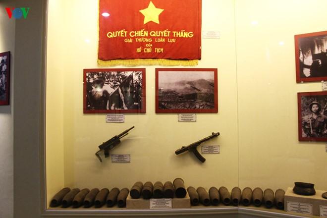 Bảo tàng Chiến thắng Điện Biên Phủ những ngày tháng 5 lịch sử - ảnh 2