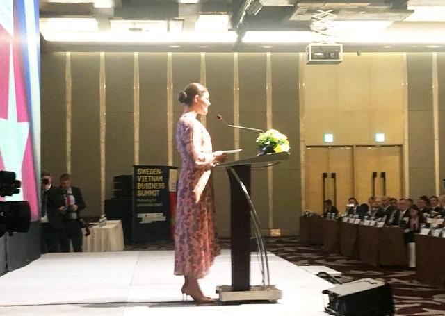 Việt Nam - Thụy Điển: Đối tác phát triển bền vững và Đổi mới sáng tạo - ảnh 1
