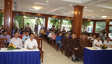 Giáo hội Phật giáo Việt Nam với công tác bảo tồn thiên nhiên và đa dạng sinh học - ảnh 1