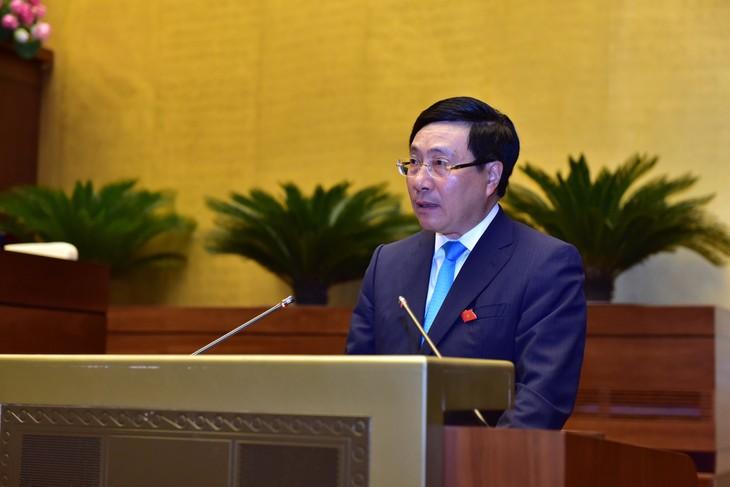 Việt Nam kiên quyết bảo vệ độc lập, chủ quyền biển đảo - ảnh 1
