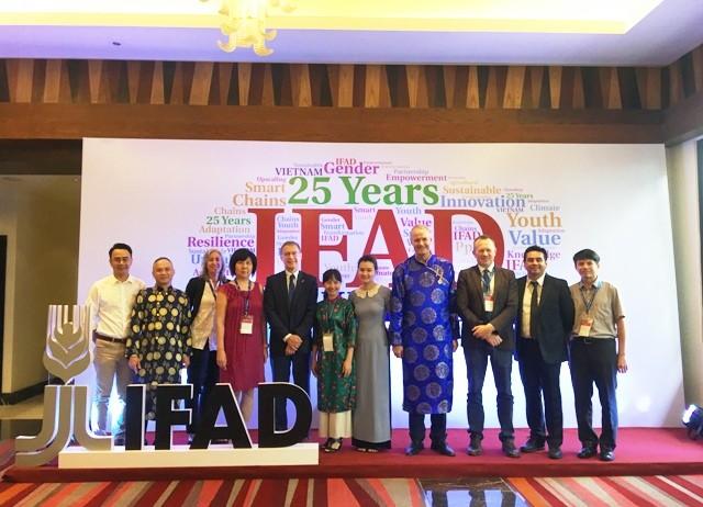 IFAD, bạn đồng hành quan trọng của Nông nghiệp -Nông thôn Việt Nam - ảnh 1