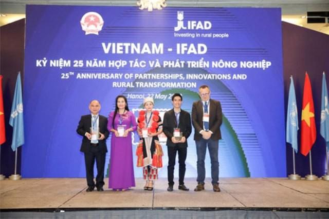 IFAD, bạn đồng hành quan trọng của Nông nghiệp -Nông thôn Việt Nam - ảnh 4