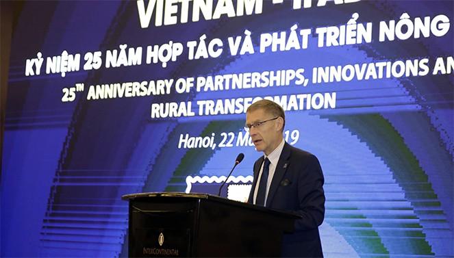 IFAD, bạn đồng hành quan trọng của Nông nghiệp -Nông thôn Việt Nam - ảnh 2