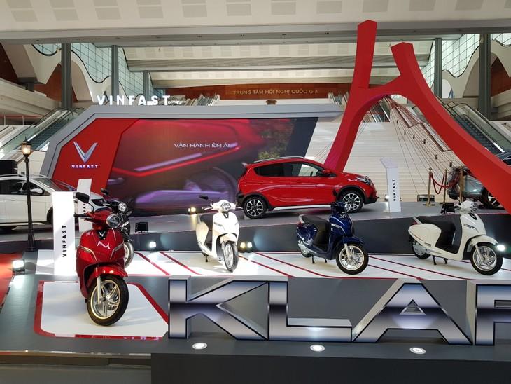 Khai mạc Triển lãm quốc tế Vietnam AutoExpo 2019 - ảnh 1