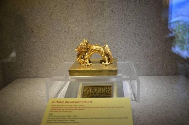 Khai mạc trưng bày Quốc hiệu và kinh đô Đại Việt - ảnh 1