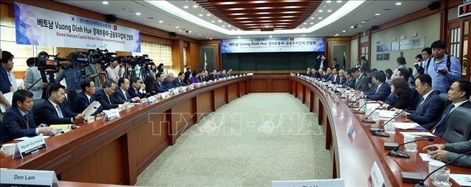 Việt Nam và Hàn Quốc có các điều kiện cần và đủ để thúc đẩy quan hệ  - ảnh 1