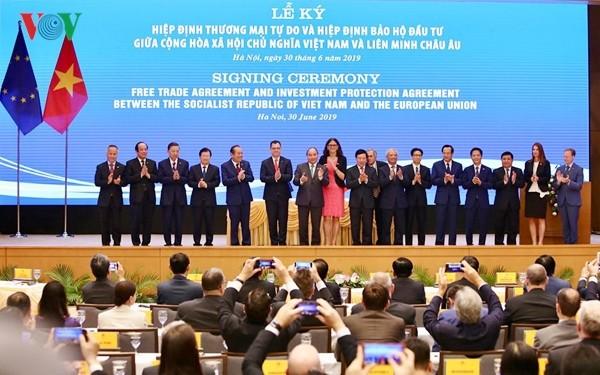 Mở ra chân trời hợp tác mới giữa Việt Nam và EU - ảnh 1