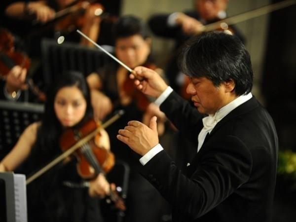 Nghệ sỹ nổi tiếng Việt Nam - Nhật Bản trình diễn hòa nhạc ở 3 thành phố - ảnh 1