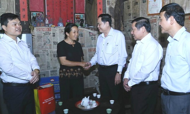 Quan tâm hỗ trợ các gia đình chính sách, hộ nghèo ở Cao Bằng - ảnh 1