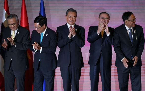 Phó Thủ tướng, Bộ trưởng Ngoại giao Phạm Bình Minh dự Hội nghị Bộ trưởng Ngoại giao ASEAN với các đối tác - ảnh 1