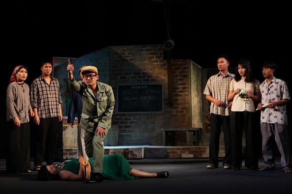 Nhà hát Tuổi trẻ công diễn các vở kịch Lưu Quang Vũ - ảnh 1