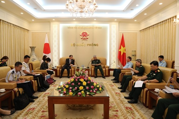 Việt Nam-Nhật Bản đẩy mạnh hợp tác khắc phục hậu quả chiến tranh - ảnh 1