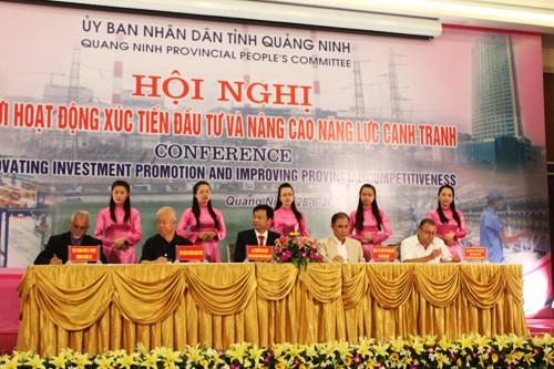 Усилия Куангниня по улучшению инвестиционной среды и повышения конкурентоспособности экономики - ảnh 1