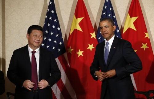Лидеры США и Китая провели телефонный разговор по ядерным проблемам Ирана и КНДР  - ảnh 1