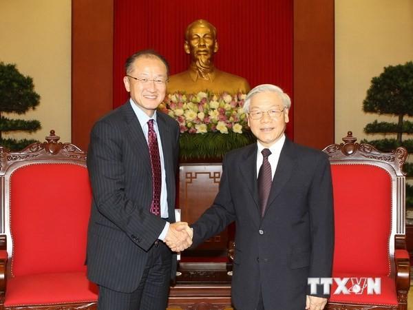 Всемирный банк вносит существенный вклад в развитие Вьетнама - ảnh 1