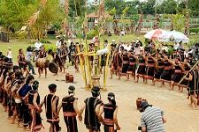 Культурный колорит народности М'Нонг - ảnh 1
