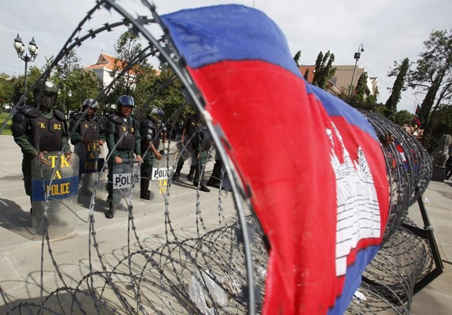 НПК и КПНС объявят список новых членов Национальной Избирательной Комиссии Камбоджи - ảnh 1