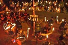 Традиционная свадьба народности М'Нонг - ảnh 3