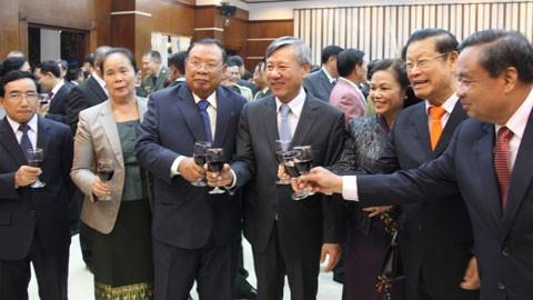 Во многих странах мира прошли мероприятия в честь 70-летия со дня создания ВНА  - ảnh 1