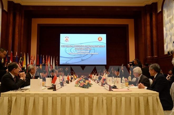 В Японии начался новый раунд переговоров по RCEP - ảnh 1