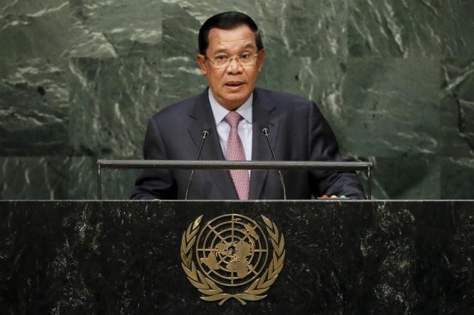 Камбоджа открыто распространила карту демаркации границы с Вьетнамом - ảnh 1