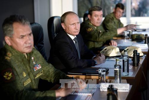 Путин: для террористов Ближний Восток - плацдарм для дестабилизации других стран  - ảnh 1