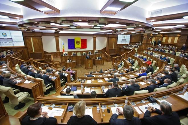 Парламент Молдовы распустил правительство страны - ảnh 1
