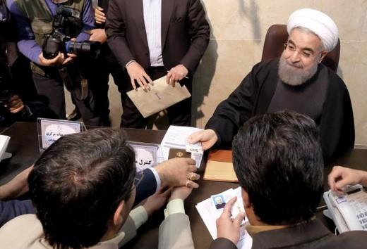 Более 12 тыс кандидатов зарегистрировались для участия в парламентских выборах в Иране - ảnh 1