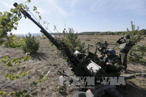 Ситуация с безопасностью в Донбасcе стала ухудшаться - ảnh 1